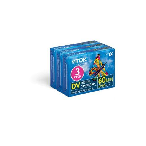 Maplin Digital Video Cassette 3 Pack