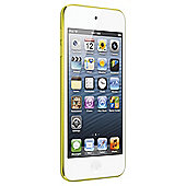 Apple 16GB (5th Gen) touch iPod Yellow