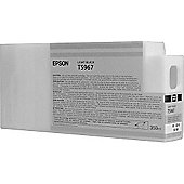 Epson T5967 Ink Cartridge - 350ml (Light Black) for Epson Stylus Pro 7900/9900