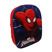 Marvel Spider-Man Rucksack One Size Red