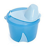 Clevamama Infant Formula Travel Container Blue