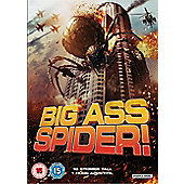 Big Ass Spider DVD