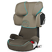 Cybex Solution X2-Fix Car Seat (Dune)