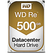 WD 500GB Re 64MB 3.5IN SATA 6GB/S 7200RPM Hard Drive WD Re is the workhorse of the WDs datacenter portfolio High capacity Nearline drive WD5003ABYZ