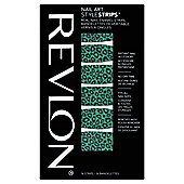 Revlon Nail Art Style Strips Jungle Gem