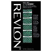 Revlon Nail Art Style Strips Jungle Gem