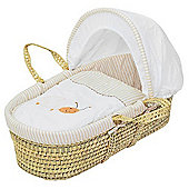 Gabby & Bee Moses Basket - Palm