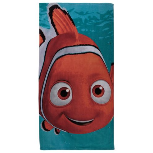 Disney Nemo beach towel