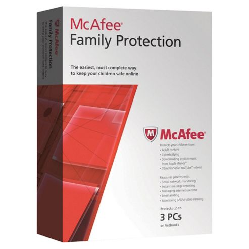 McAfee Family Protection 3 User