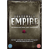 Boardwalk Empire Seasons 1-4 DVD