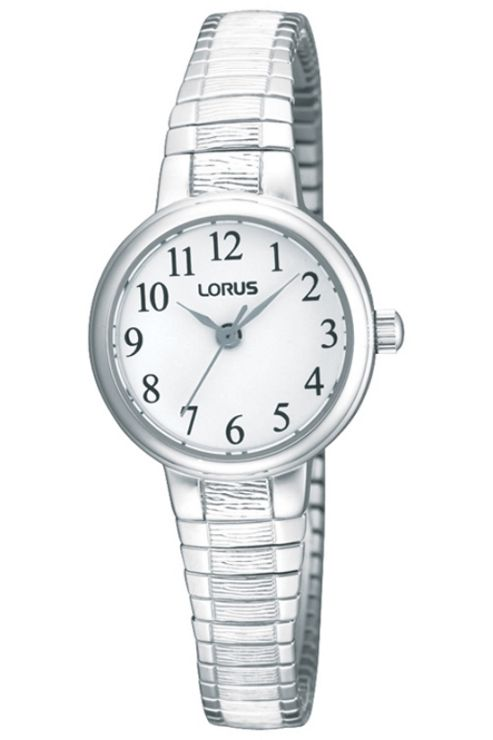 Lorus Ladies Expanding Bracelet Watch RRS43TX9