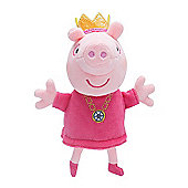 Peppa Pig Super Soft Toy - Princess Peppa