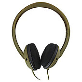 Skullcandy Uprock On-Ear Headphones - Army Green