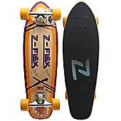 Z-Flex P.O.P. Jimmy Plummer Mini Cruiser - Orange/Purple