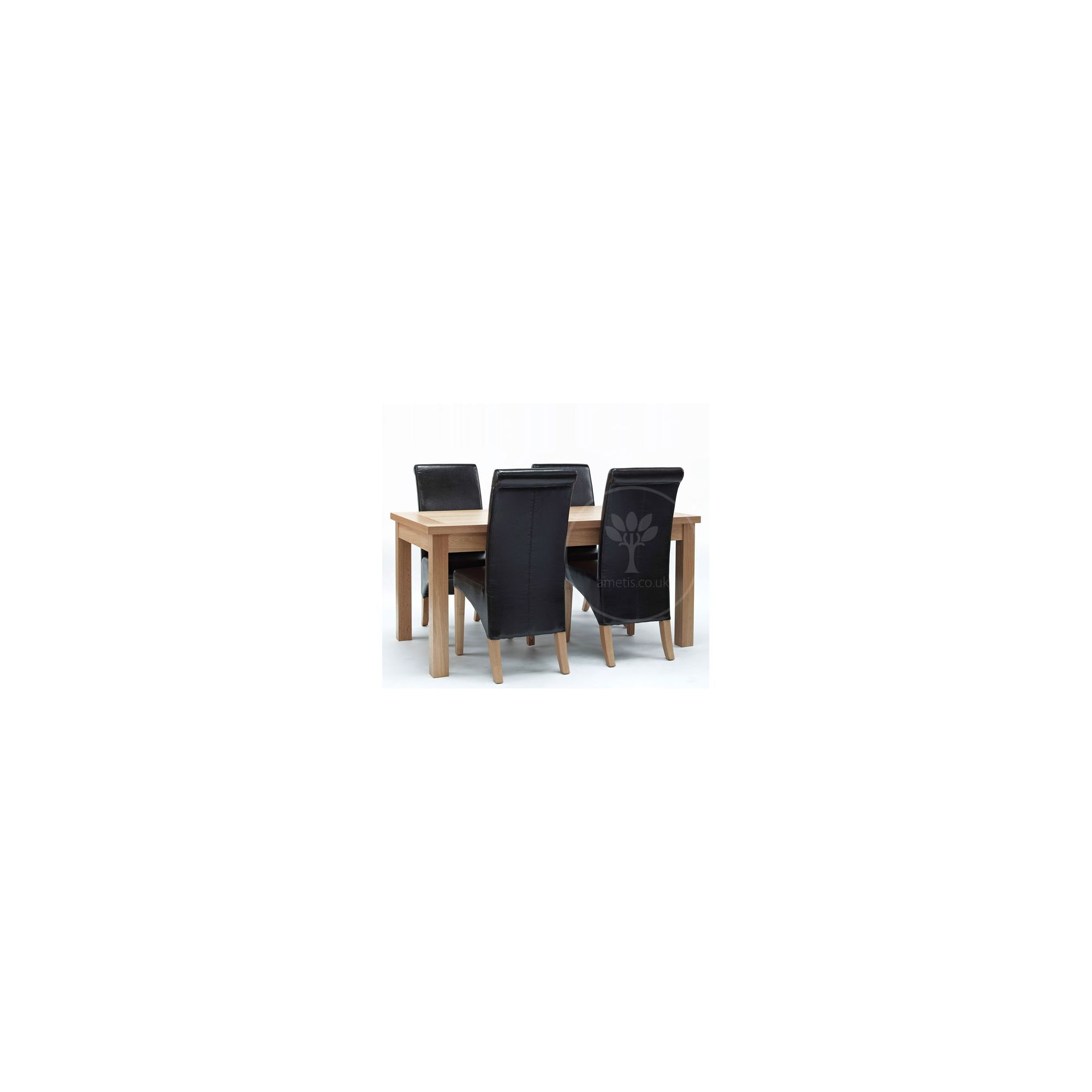 Ametis Sherwood Oak 7 Piece Dining Set at Tesco Direct