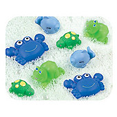 Playgro Bathtime Animals Set - Blue