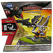 Inoix Dreamworks How To Train Your Dragon 2 Toothless Viking Attack