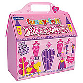 Fuzzy Felt Princess Castle