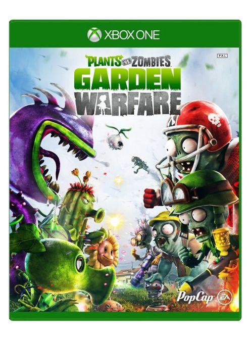 Plants Vs. Zombies - Garden Warfare (Xbox One)