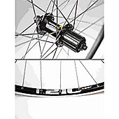 Momentum Fast Tour 700c Wheel: Rear.