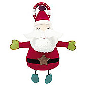 Mamas & Papas Soft Toy Musical Santa
