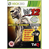 WWE 12 - Wrestlemania Edition