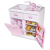 Casdon Electric Sink Unit Pink