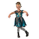 Frankie Girl - Child Costume 3-4 years