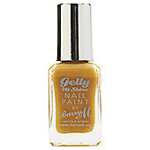 Barry M Gelly Hi Shine Nail Paint 31 Mustard 10ml