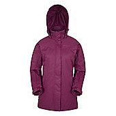Guelder Womens Winter Long Jacket - Pink