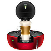 Nescafe Dolce Gusto  KP350540 Drop Coffee Machine, by Krups, Red