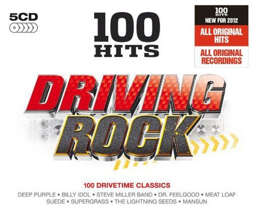100 Hits - Driving Rock