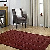Visiona Soft 4304 Red 160x230 cm Rug