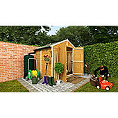 BillyOh 4000 5 x 7 Windowless Tongue & Groove Apex Shed