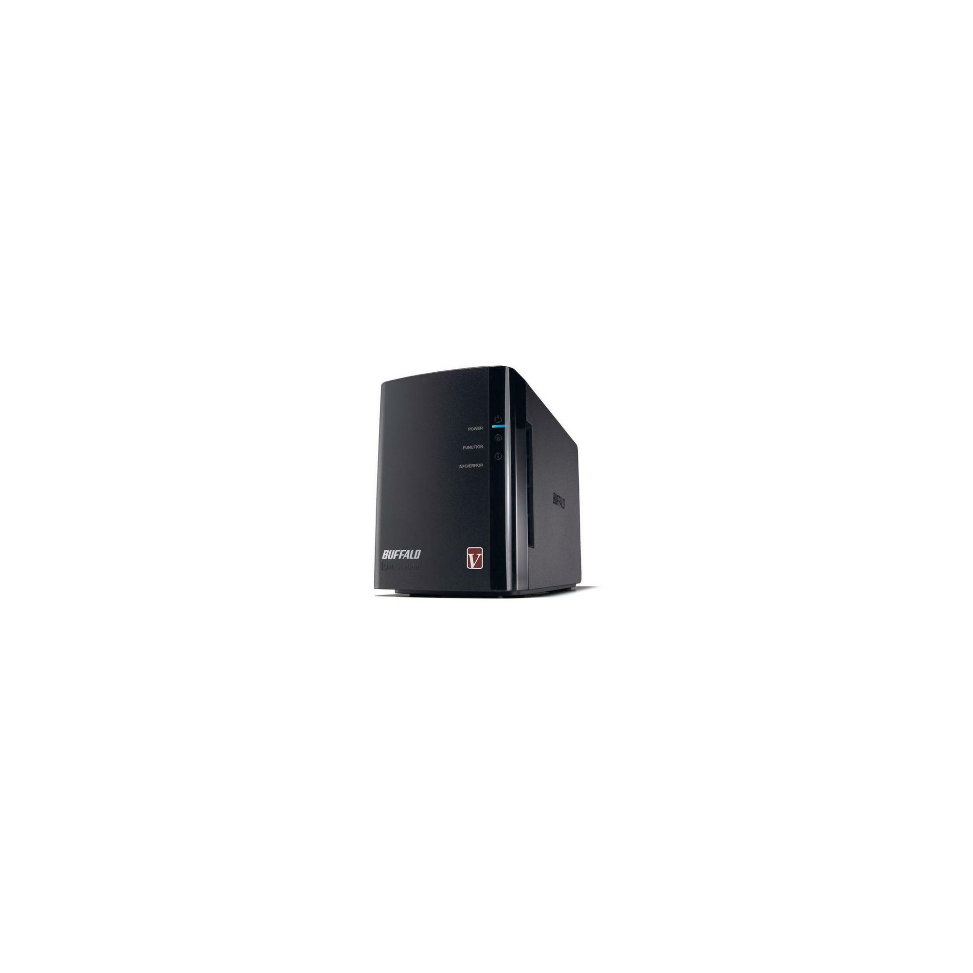 Buffalo LS-WV4.0TL/R1-EU LinkStation Pro Duo 4TB Network Attached Storage at Tesco Direct