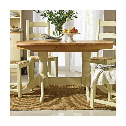 Elements Westbury Oval Extending Table