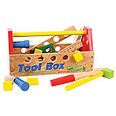 Bigjigs Toys BJ302 Tool Box