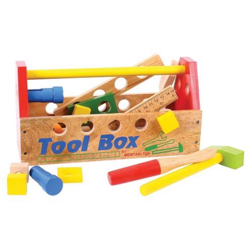Bigjigs Toys BJ302 Tool Box