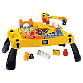 Megabloks Cat Caterpillar Construct Table