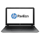 "HP Pavilion 15.6"" AB066NA AMD A10 8GB RAM 2TB HDD Silver Laptop"