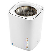Philips BT100W  Portable Bluetooth Speaker White