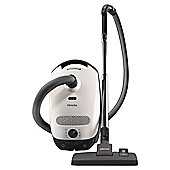 Miele Classic C1 Allergy PowerLine Vacuum Cleaner, White
