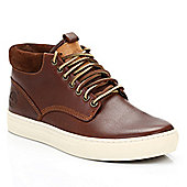 Timberland Mens Rust Earthkeepers Adventure Cupsole Chukka Boots - Brown
