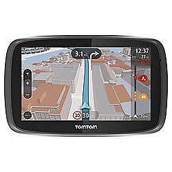 TomTom GO 5000 5inch Sat Nav with Lifetime European Maps & Lifetime Traffic updates
