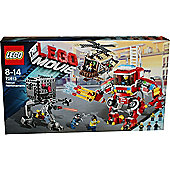 Lego Movie Rescue Reinforcements (70813) - Construction