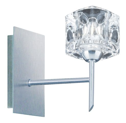 Buy Searchlight Ice Cube One Wall Light from our Single Wall Lights range - Tesco