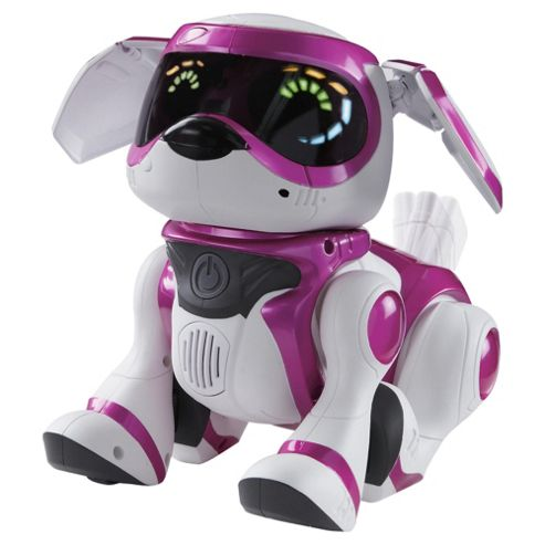 Teksta Robotic Puppy - Pink
