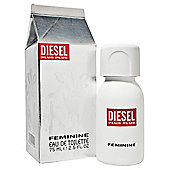 Diesel Plus Plus female Edt 75Ml