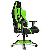AK Racing Premium Plus V2 Gaming Chair Green Perfect for office workers and gamers AK-PPLUS-GN