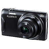 "Fujifilm FinePix T500 Digital Camera, Black, 16MP, 12x Optical Zoom, 2.7"" LCD Screen"